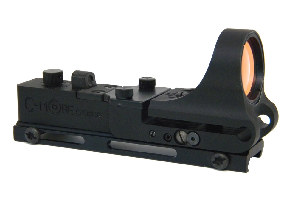 Kolimátor C-MORE ARW Railway Red Dot 6MOA