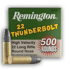 Remington .22LR Thunderbolt 500ks