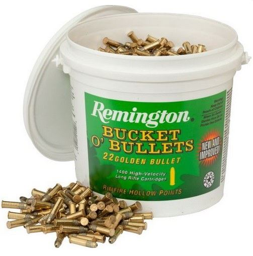 Remington .22 LR HV HP 1400ks