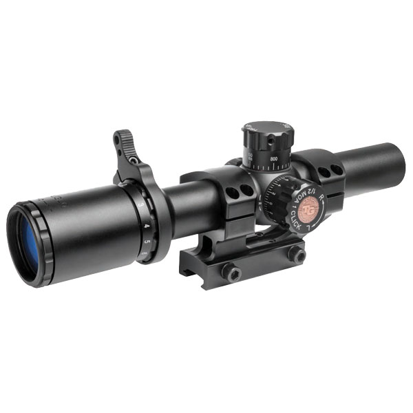 Truglo BRITE™ 30 Series 1-6x24 IR SPC Tactical